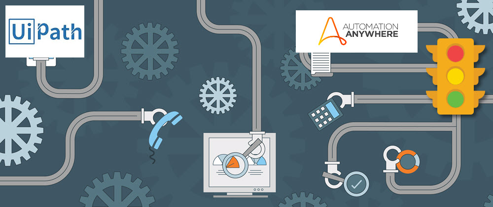 RPA 2020: UIPath vs Automation Anywhere